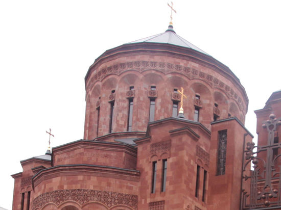 В Москве почтили память жертв геноцида армян