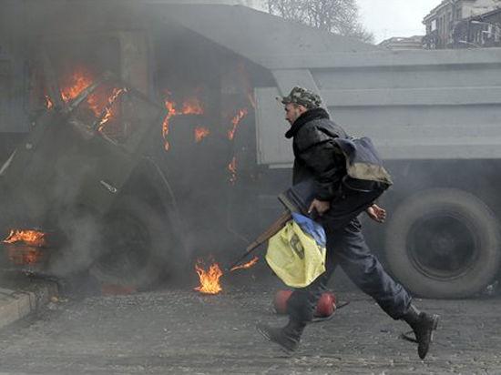Российский военный в Крыму застрелил украинского офицера