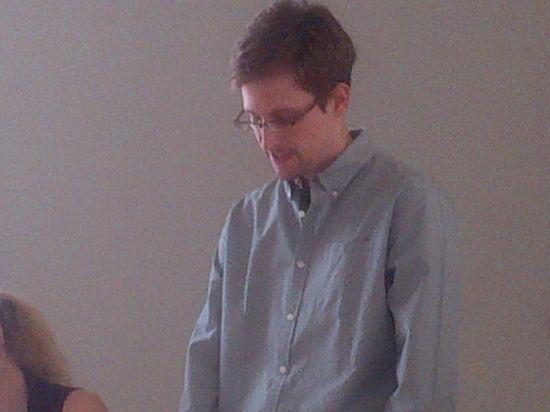 Эдвард Сноуден номинирован на Нобелевскую Премию Мира
