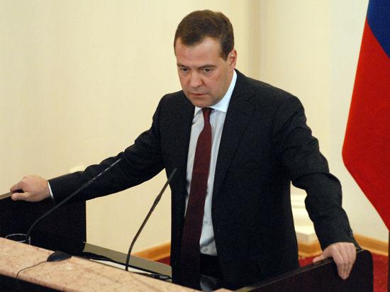 Медведев мечтает о доступном жилье