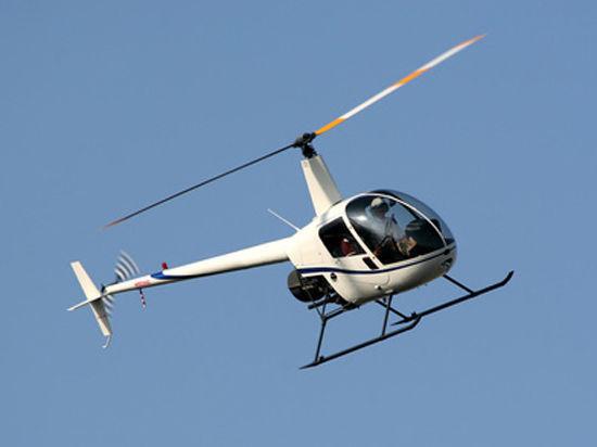 В Москве может появиться вертолетное такси