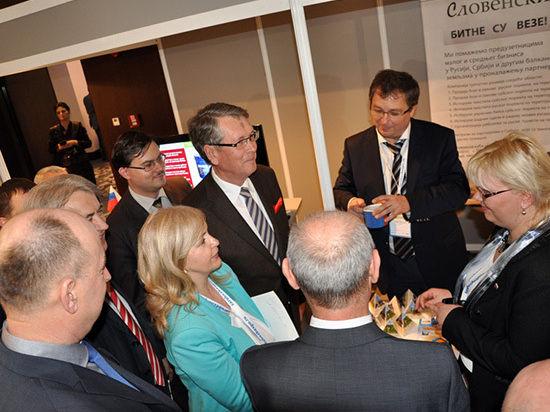 Белград и Москва укрепляют деловые связи