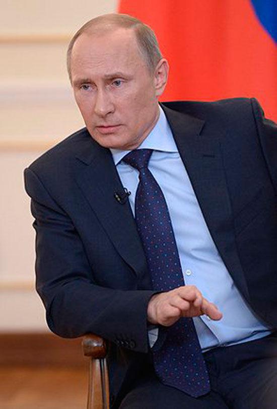 Путин и Украина. Пресс-конференция. Полный текст