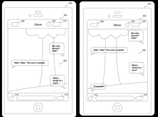Apple запатентовала прозрачный iPhone