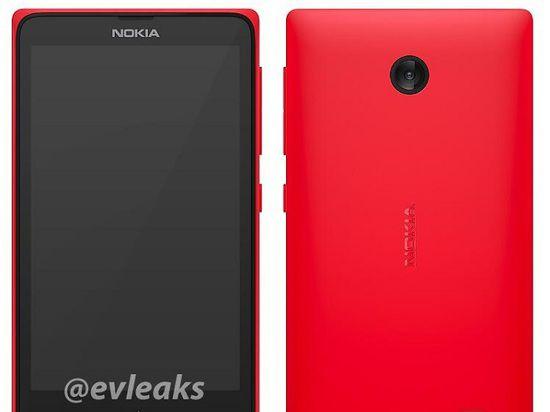 Прошли слухи, что Nokia трудится над малобюджетным Android-смартфоном