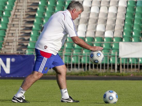 Бывший тренер сборной России возглавил национальную команду Нидерландов