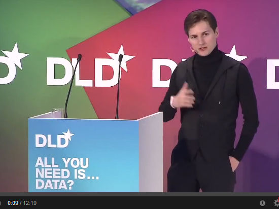 Вам Telegram: Дурова хотят засудить за новый проект