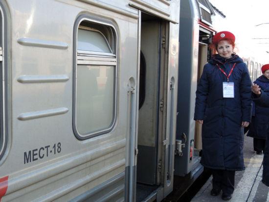 Багажу в поезде обеспечат отдельное купе