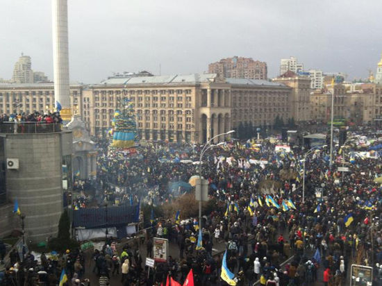 Украине поможет заграница