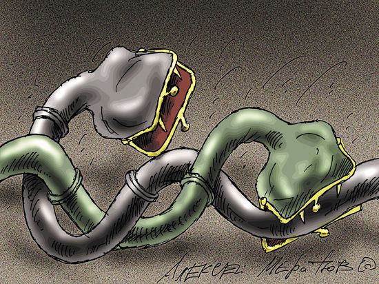 Запад оставил Украину на шее Путина
