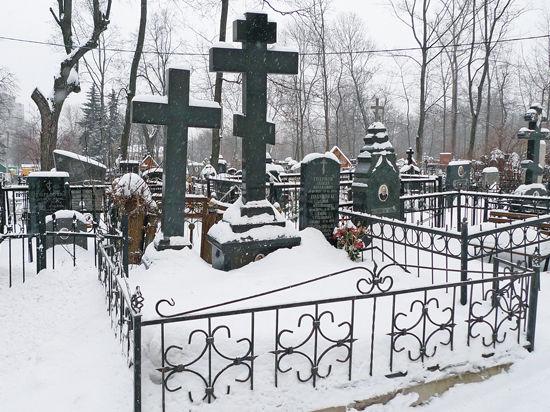 Кладбища пропишут в Интернете