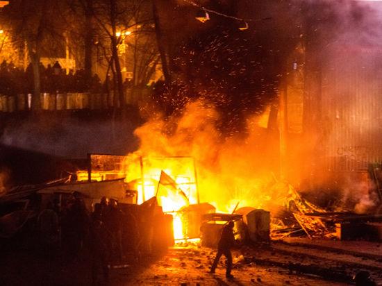В Киеве идут позиционные бои
