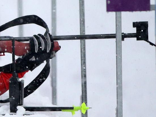 19-летняя немецкая биатлонистка покончила с собой при помощи своей винтовки