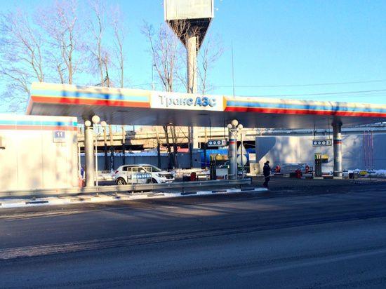 На АЗС на севере Москвы расстреляли инкассатора, но деньги не взяли