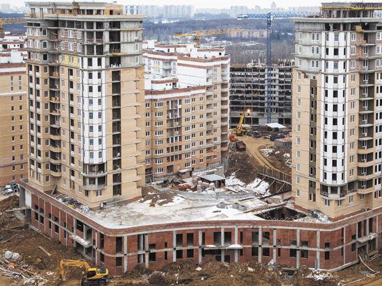Москвичи получили прописку взданиях без коммуникаций