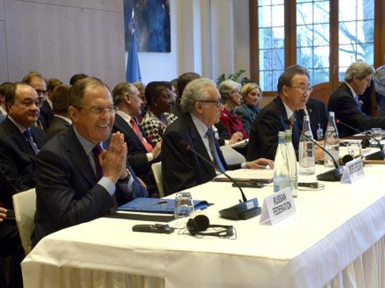 Конференция «Женева-2» по урегулированию в Сирии: что ждать от второго раунда?
