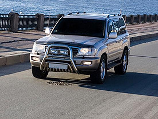 У судьи Верховного суда увели Range Rover Sport