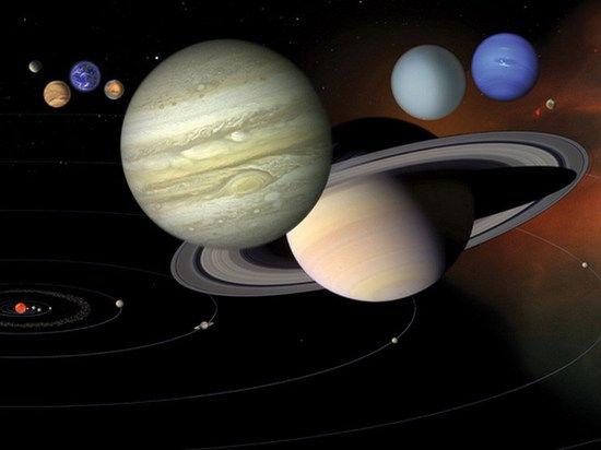Жизнь на Земле зародилась благодаря Юпитеру