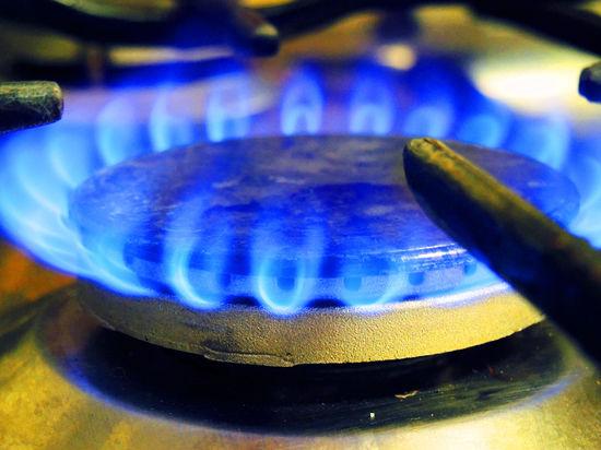 Германия начала газовое