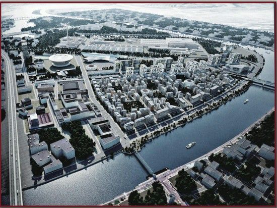 Утвержден проект планировки территории завода