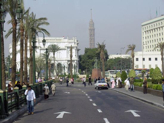 Новая конституция в Египте предоставит большие полномочия военным