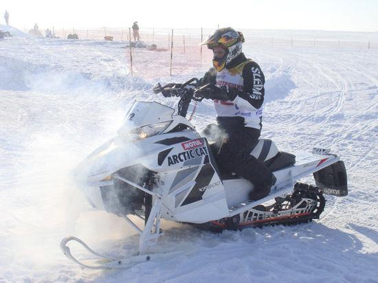 Снегоход: фокус на Ямал