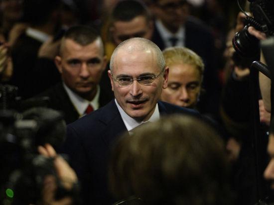 Ходорковский потратил в берлинском бутике тысячи евро