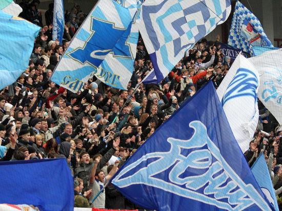 Фанаты «Зенита» едва не сорвали матч Лиги чемпионов