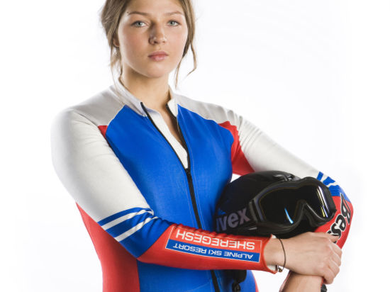 Российская сноубордистка выступит на Олимпиаде со специальной пластиной в руке