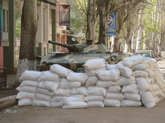 «Голодные, техника - жуткая». Ополченцы Славянска рассказали об украинской армии