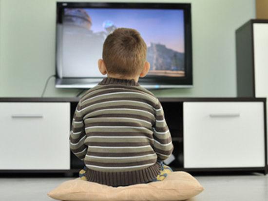 Телевизор делает детей эмоционально глухими