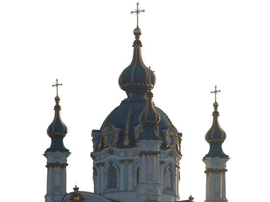 Крест на единой церкви?