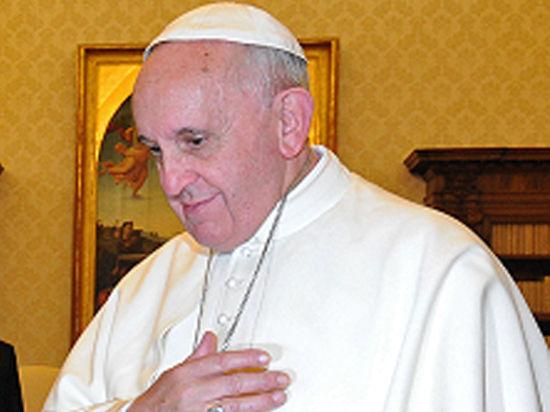 «Я не марксист», — говорит Папа Римский Франциск