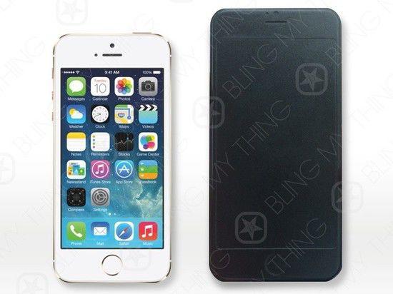 iPhone 6 появится в августе или сентябре: он будет крупнее и тоньше прежних