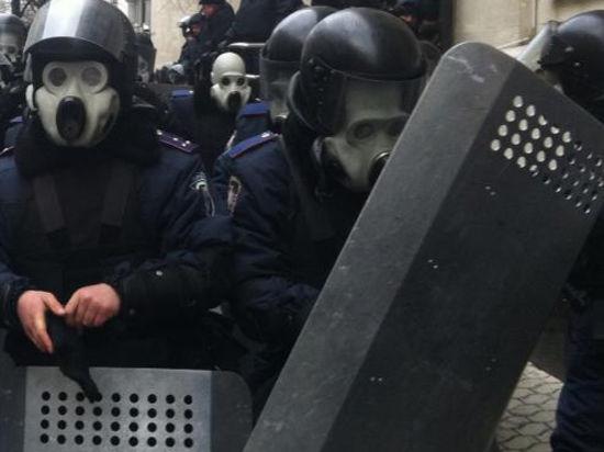 В Киеве для провокаций формируют лже-«Беркут»?