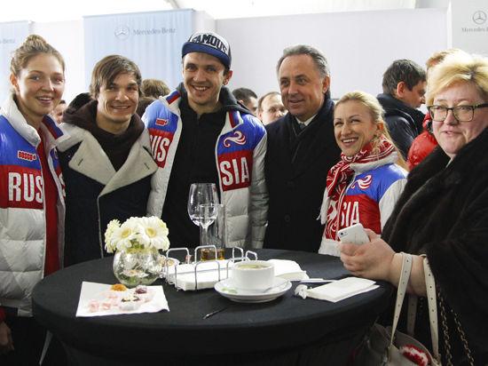 Олимпиада принесла прибыль в 800 млн рублей, подсчитали в правительстве