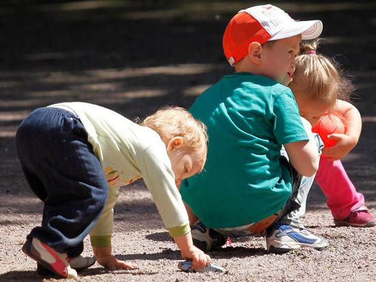 Малышам позволят мыть руки вфонтанах