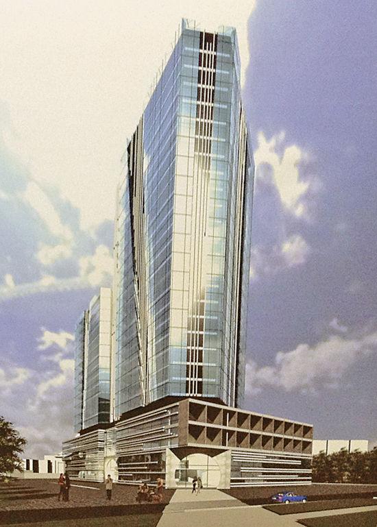 В четырех районах Подмосковья появятся деловые центры с жильем и социнфраструктурой