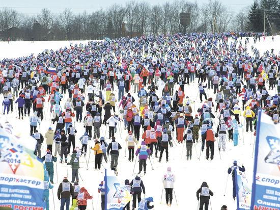 «Лыжня России-2014»— победили все!