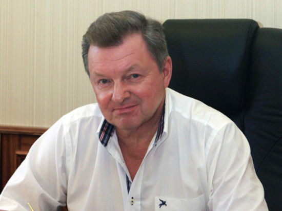 Полпред президента в Крымском округе Олег Белавенцев: «Как на подводной лодке!»