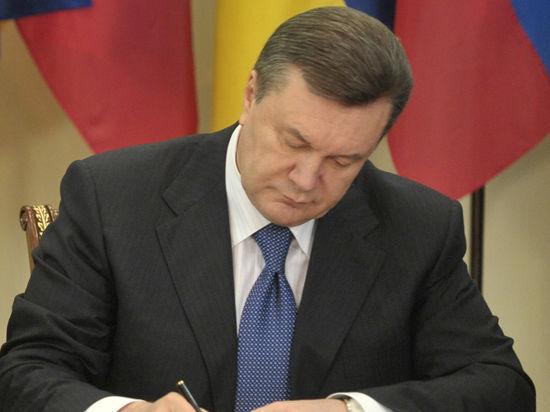 Виктору Януковичу готовят путь отхода?
