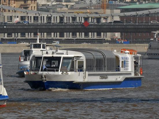 Москву-реку хотят приспособить для регулярных перевозок москвичей