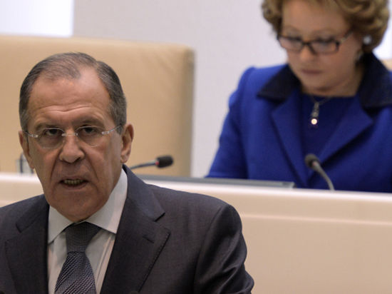 Крым стал Россией. Путин подписал закон «Лаврову на день рождения»