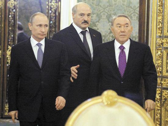 Для Украины готовят новый союз. Тосты от Путина и Лукашенко