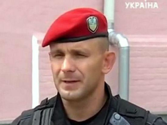 Арестован командир