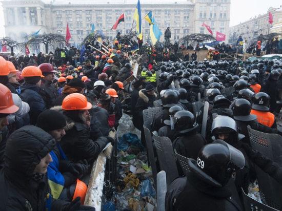 Темное средневековье на Майдане