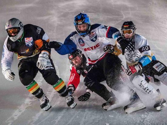 Лёд топили коньками, а не солнцем