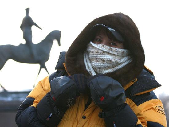 В отдельных районах столичного региона температура опускалась до –20 градусов
