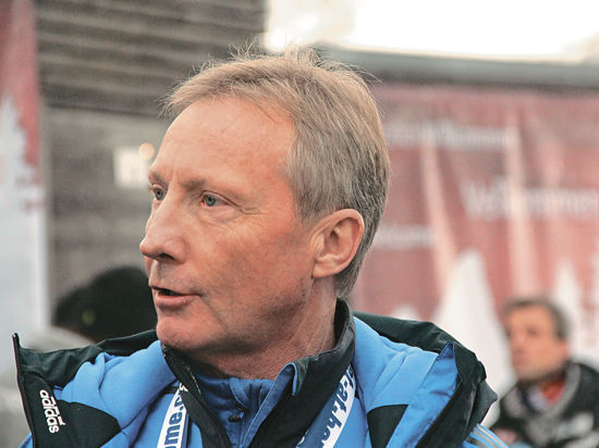 Вальтер Хофер: Я и мои сотрудники получили удовольствие от работы в Сочи