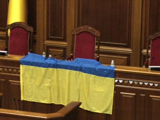 Чрезвычайное заседание Рады: переворот неизбежен?